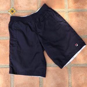 Fila Tennis Shorts boys size 12